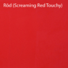 Röd (Screaming Red Touchy)